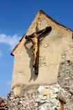 Ciudadela de Rasnov, Transilvania, Rumania fotografía de archivo libre de regalías