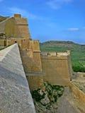 Ciudadela de Victoria, Gozo fotografía de archivo libre de regalías