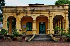 Ciudadela imperial de Thang de largo Imagen de archivo libre de regalías