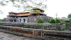 Ciudadela y fortaleza famosas, Vietnam de la tonalidad imagenes de archivo