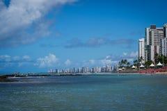 Ciudades del Brasil - Recife foto de archivo libre de regalías