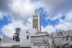 Ciudades hermosas en Marruecos septentrional, Tetouan fotografía de archivo libre de regalías