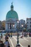 Ciudades italianas - Venecia Imagen de archivo