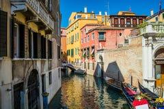 Ciudades italianas - Venecia Imágenes de archivo libres de regalías