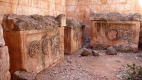 Ciudades muertas. Siria imagen de archivo libre de regalías
