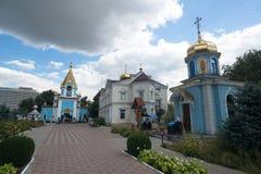 Ciuflea Monastery, Chisinau Stock Image
