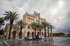 Ciutadella,Balearic Islands,Spain. Stock Image