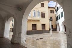 Ciutadella,Balearic Islands,Spain. Royalty Free Stock Photo