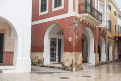 Ciutadella,Balearic Islands,Spain. Royalty Free Stock Images