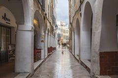 Ciutadella,Balearic Islands,Spain. Stock Photos