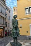 Ciutadella de menorca au cours de la journée, l'Espagne Image stock