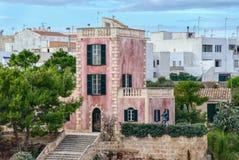 Ciutadella De Menorca podczas dnia Obraz Stock