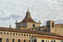 Ciutadella De Menorca podczas dnia Obrazy Stock