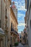 Ciutadella De Menorca podczas dnia, Hiszpania Obrazy Royalty Free