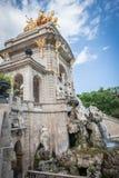 Ciutadella en Barcelona Imagen de archivo libre de regalías
