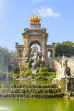 Ciutadella park in barcelona Royalty Free Stock Photography
