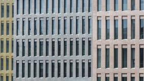 Ciutat de la Justicia, Barcelona Arkivfoton