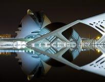 Ciutat de les Arte mim les Ci?ncies II Foto de Stock Royalty Free