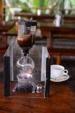 Civet coffee making machine. Tampaksiring. Gianyar regency. Bali. Indonesia royalty free stock photos