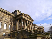 Civic Buildings in Liverpool Royalty Free Stock Image