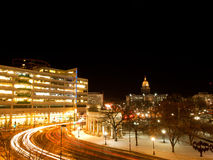 Civic Center Stock Image