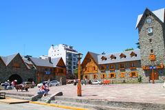 Civic Center - Bariloche - Argentina Stock Images