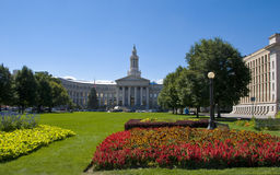 Civic Center Park in Denver, Colorado Stock Photos