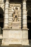 Famous monument in Turin Royalty Free Stock Photos