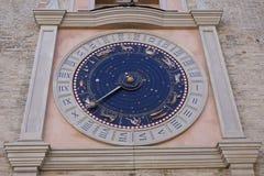 Civic tower of macerata Royalty Free Stock Image