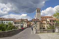 Cividale del Friuli photo stock