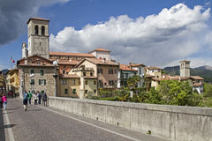 Cividale del Friuli photographie stock