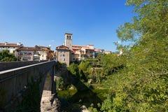 Cividale del Friuli - Italy Stock Photo