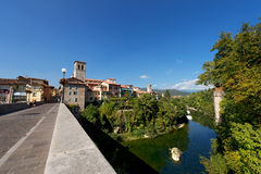 Cividale del Friuli - Italy Royalty Free Stock Images