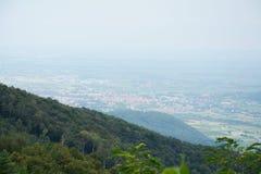 Cividale del Friuli, paesaggio Fotografie Stock