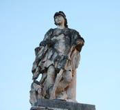 Cividale del Friuli, statue Royalty Free Stock Photo