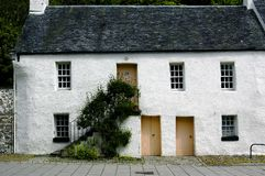 Civil Cottages Royalty Free Stock Photography