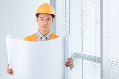 Civil engineer Royalty Free Stock Images