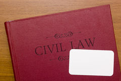 Civil law Stock Photography