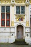 Civil registry building, Bruges Stock Photography