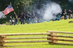 Civil war Royalty Free Stock Photos