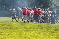 Civil war Royalty Free Stock Image