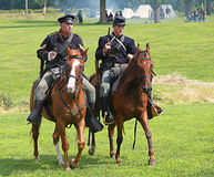 Civil war Royalty Free Stock Images