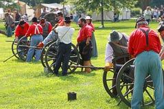 Civil war Stock Images
