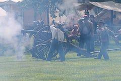 Civil war Royalty Free Stock Photography