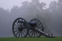 Free Civil War Cannon Royalty Free Stock Image - 8448776