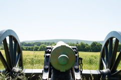 Civil War Cannon 1862 Royalty Free Stock Photos