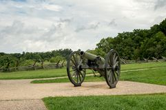 Civil War Cannon Stock Images