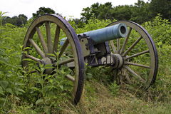 Civil War Cannon Royalty Free Stock Images