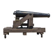 Civil War Cannon Stock Photography