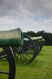 Civil War Cannons stock photos